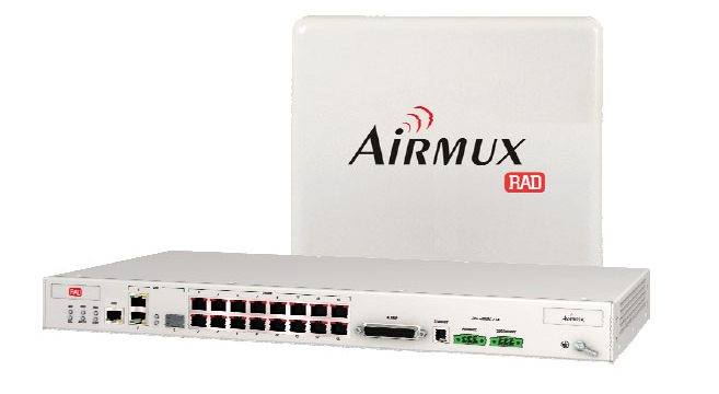 Rad Data Airmux-400